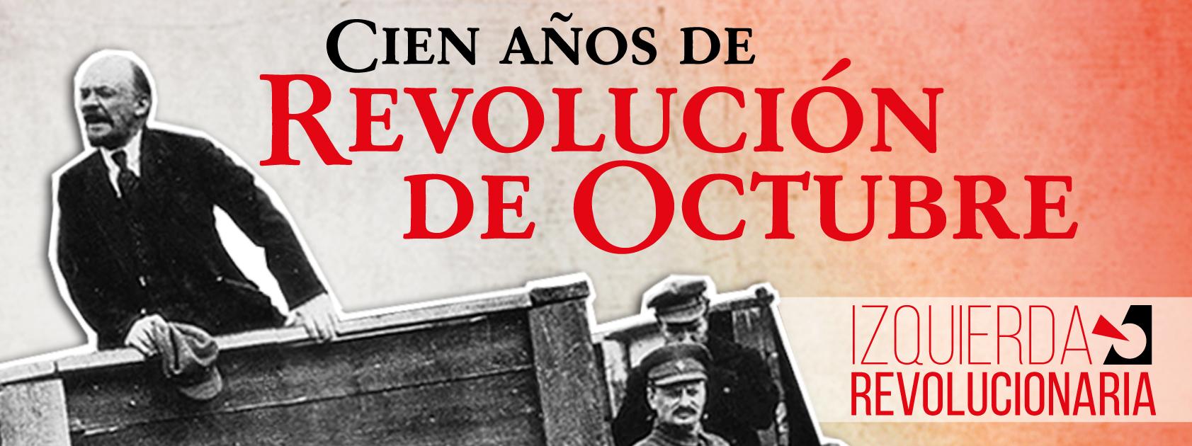 Resultado de imagen para aniversario revolucion octubre